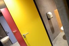 Toiletten Jongerendiscotheek 2