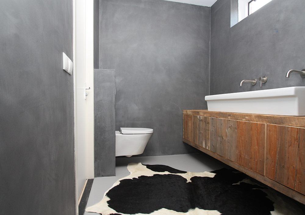 Badkamer cemcolori inspiratie cemcolori - Badkamer was beton prijs ...