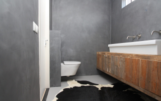 Stuc Deco Badkamer : Badkamer stuc geweldige project foto van tadelakt jpg badkamer