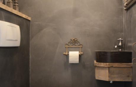 Toepassingen betonlook badkamer betonlook wand en vloer